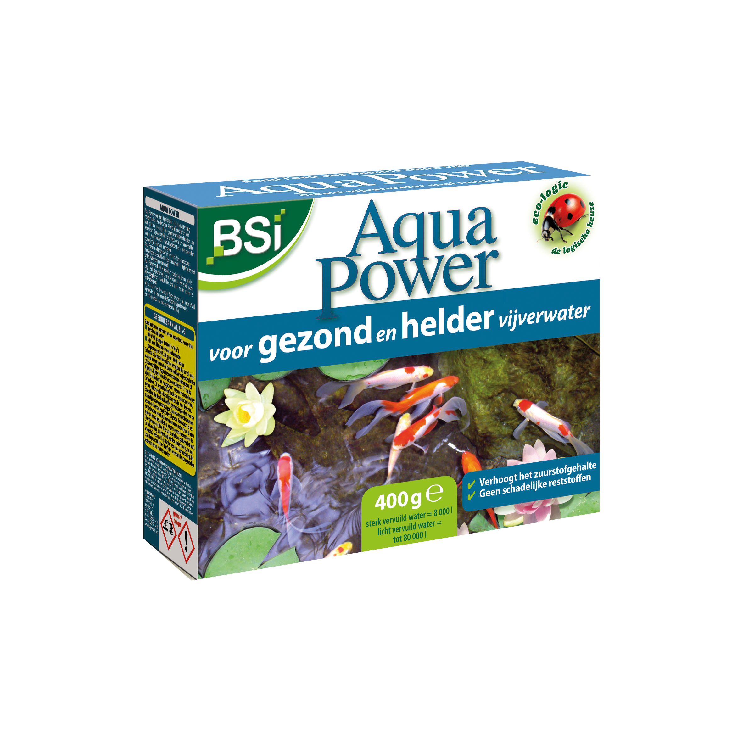 Aqua power 400 g image