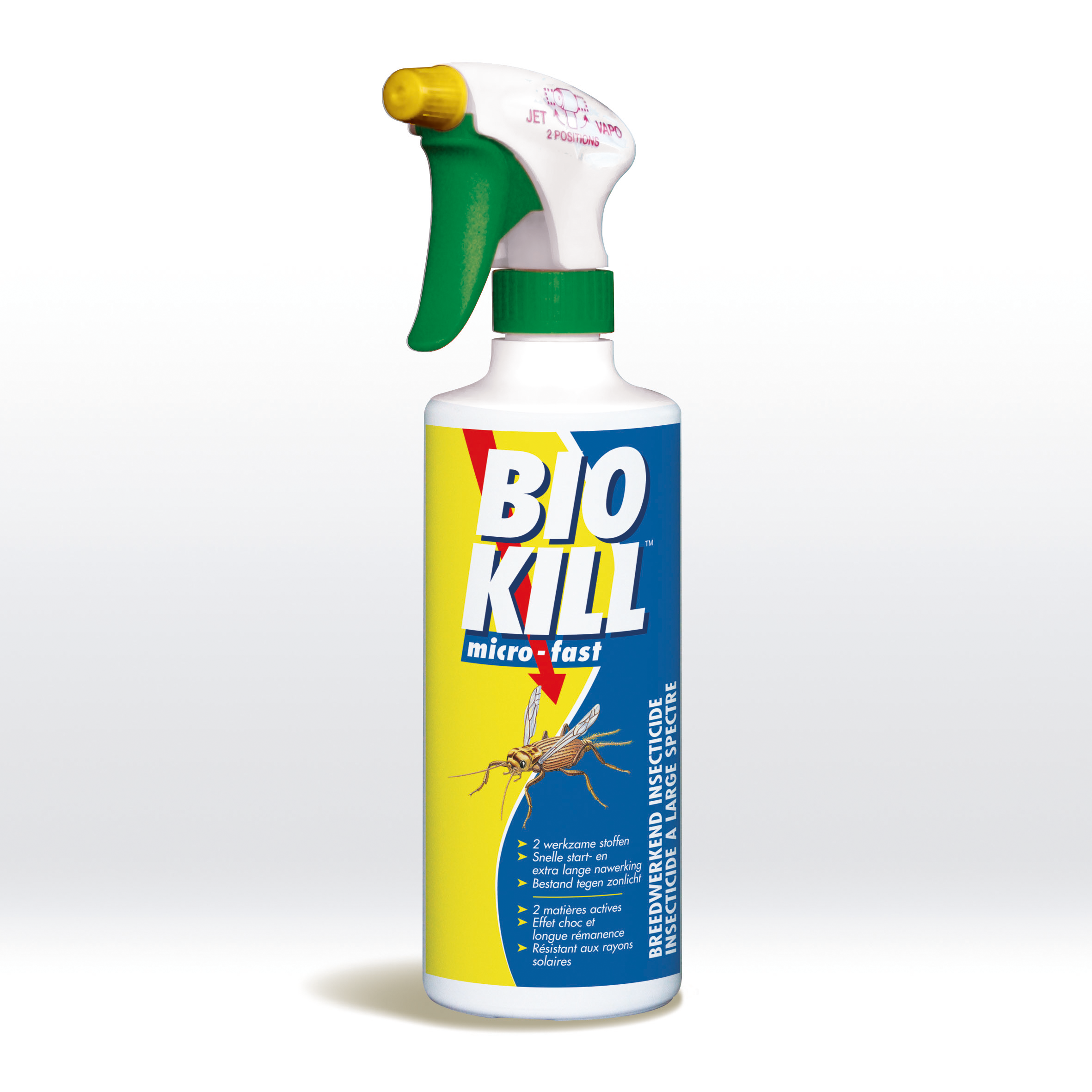 Bio Kill Micro-Fast (2916B) - 500ml image