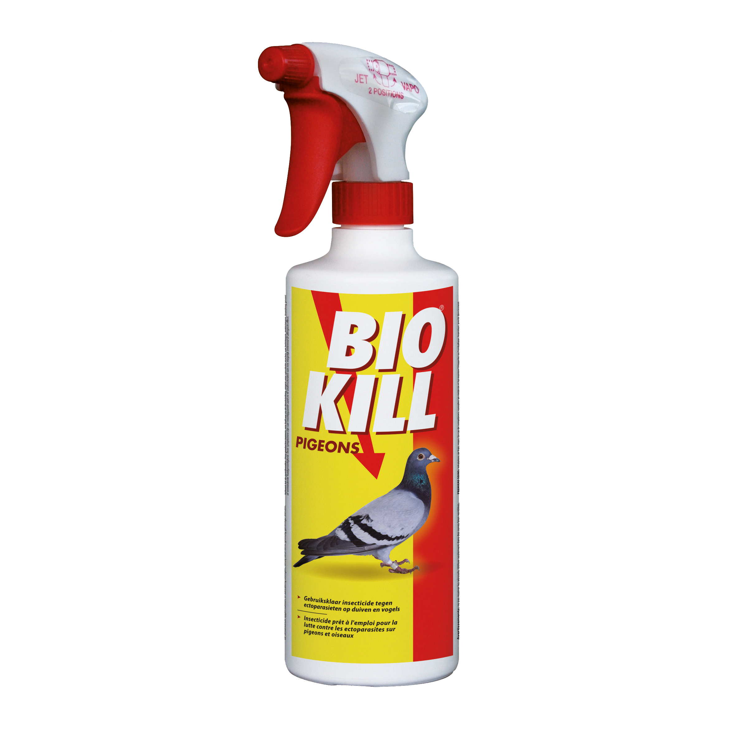 Bio Kill Pigeon ® 500ml  Erk. Nr. 193/B image