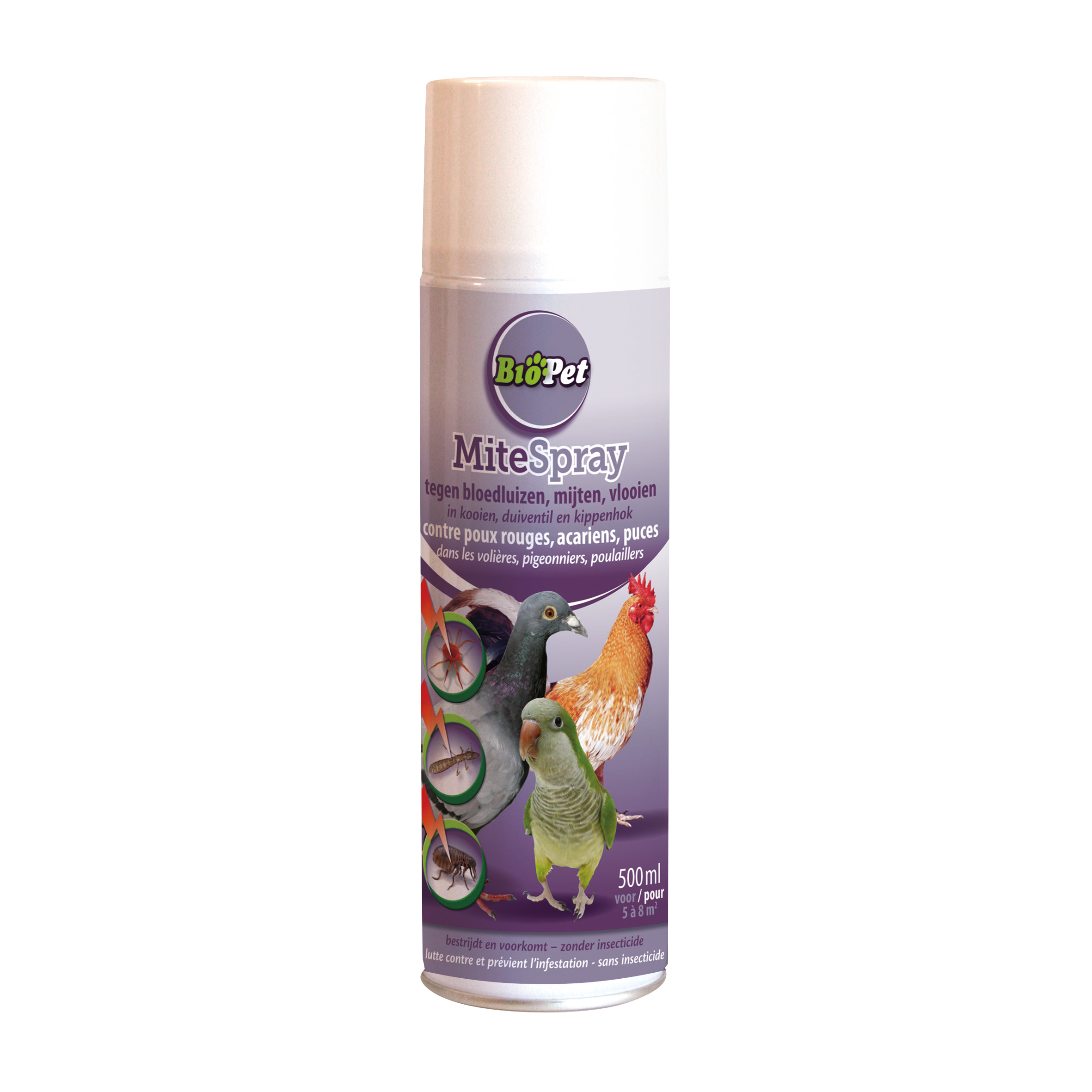 Biopet Mite-Spray 500ml image