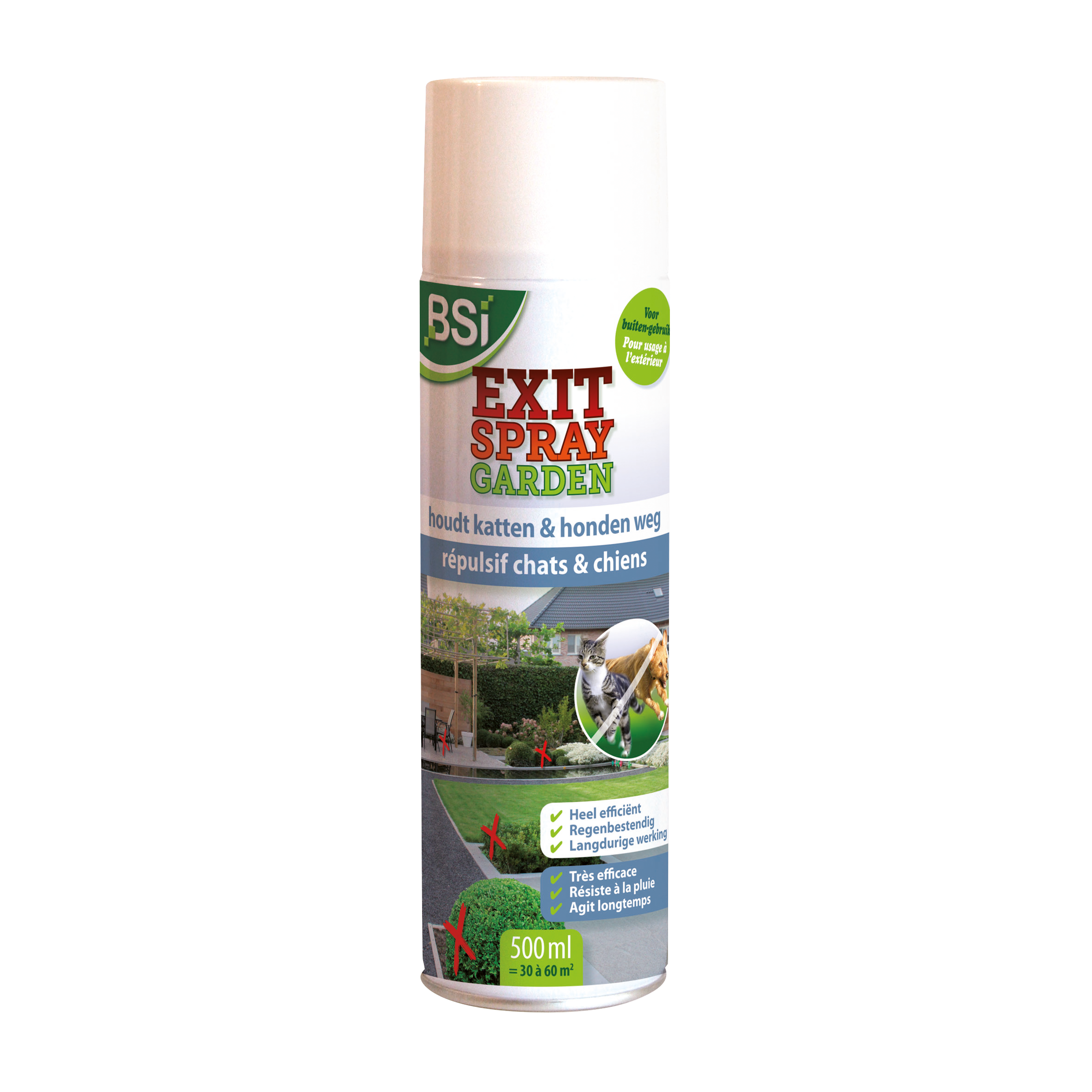Exit spray garden 500 ml image