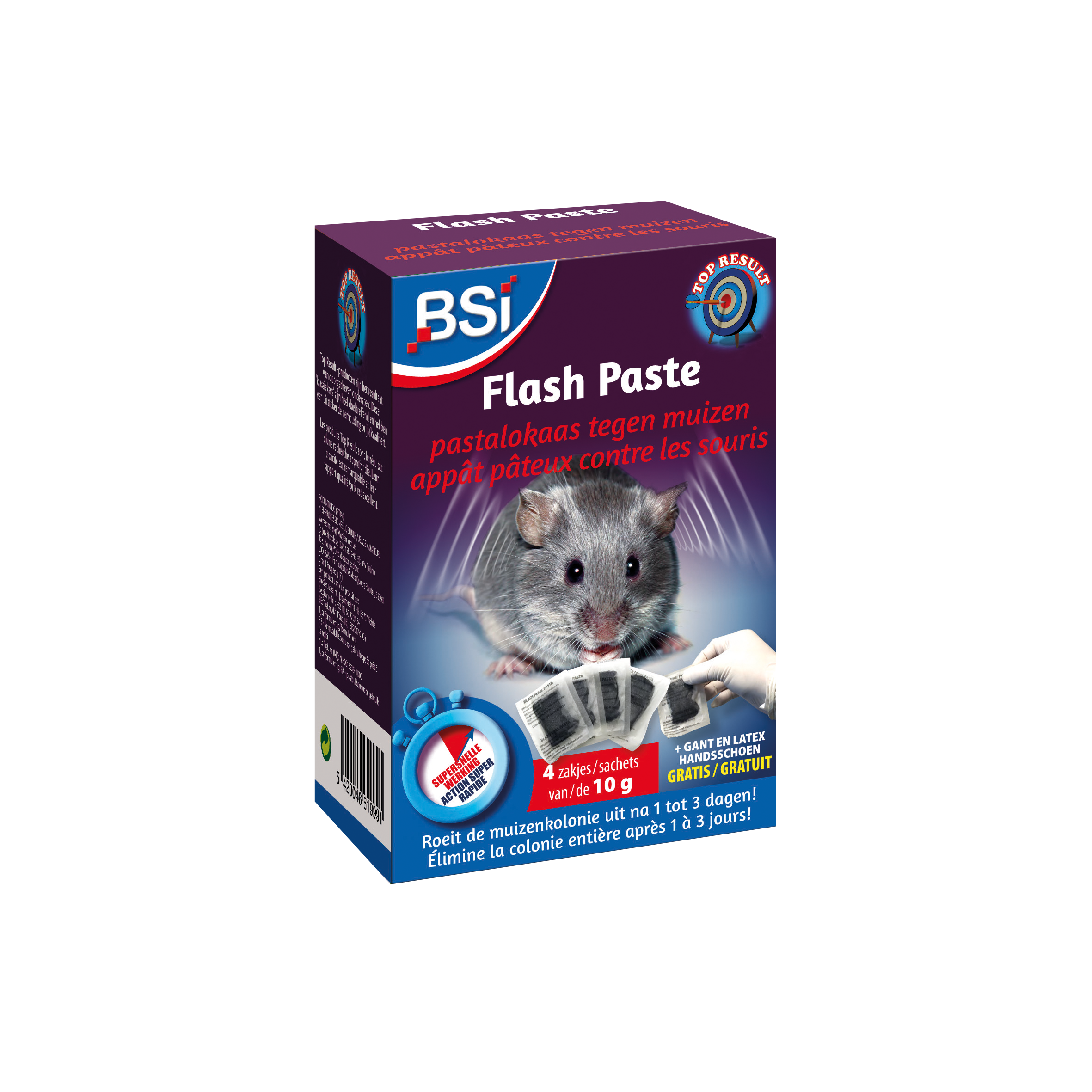 BSI Flash Paste 4 x 10 g image