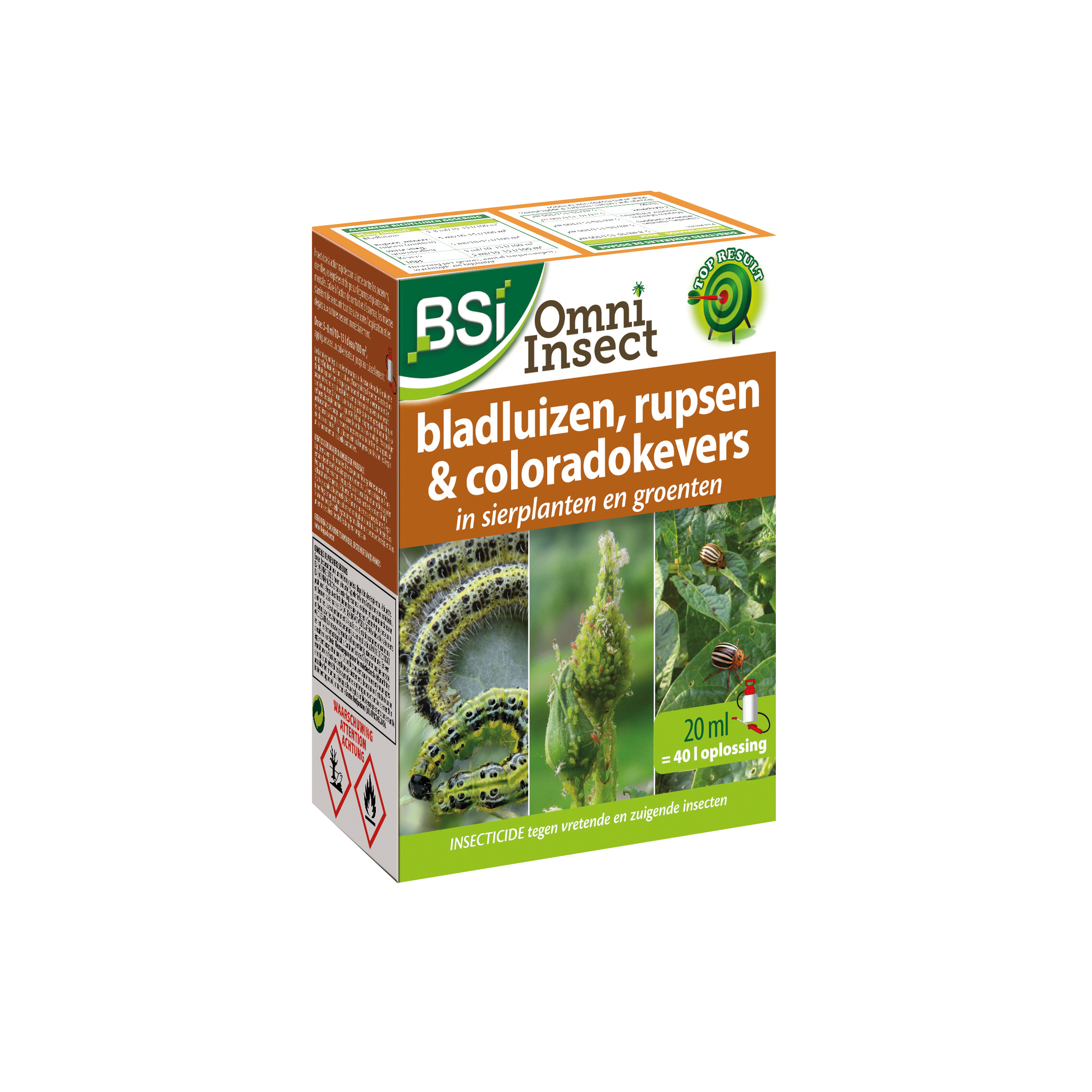 BSI Omni Insect BE 20 ml (1185G/P) image