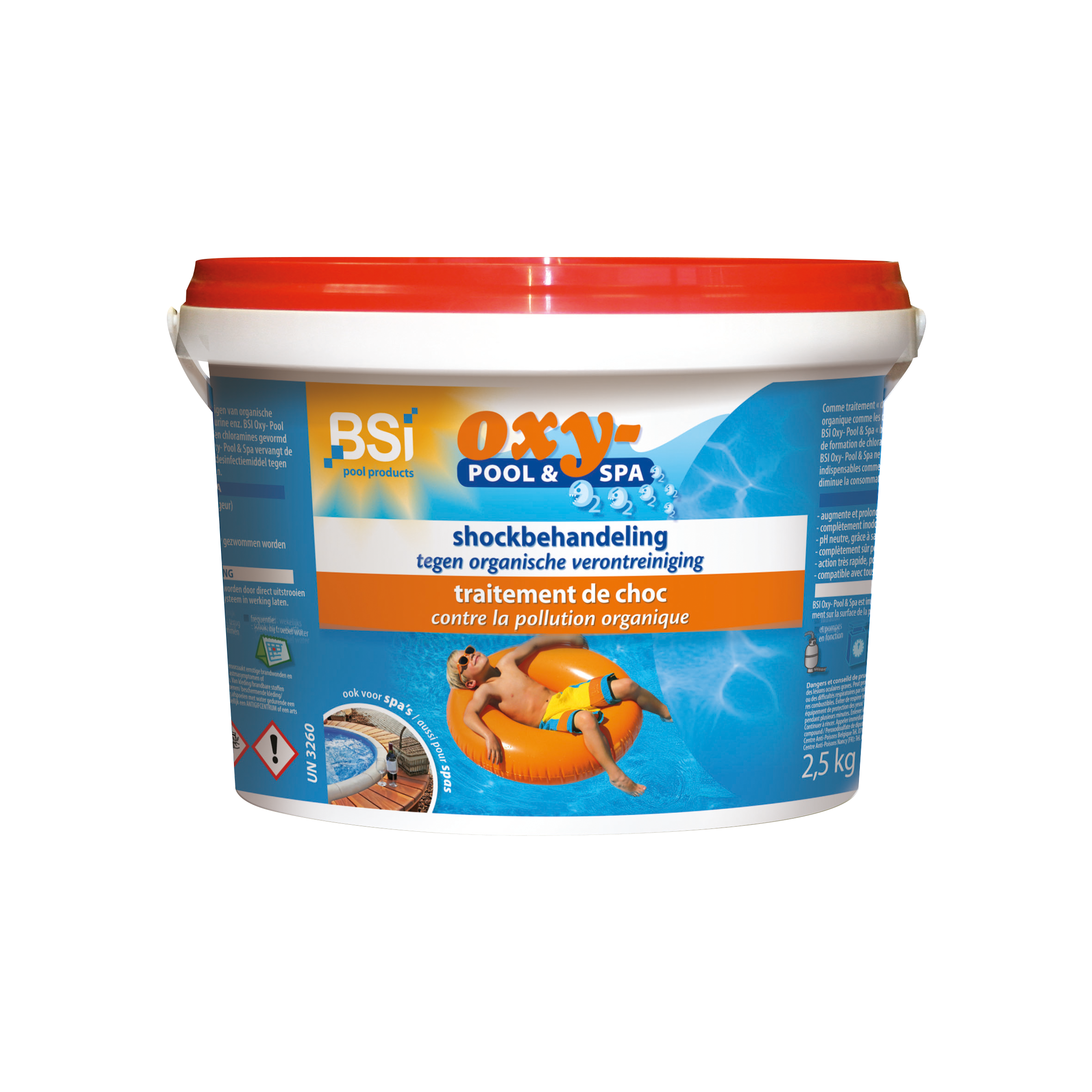 Oxy-pool & spa 2,5kg image