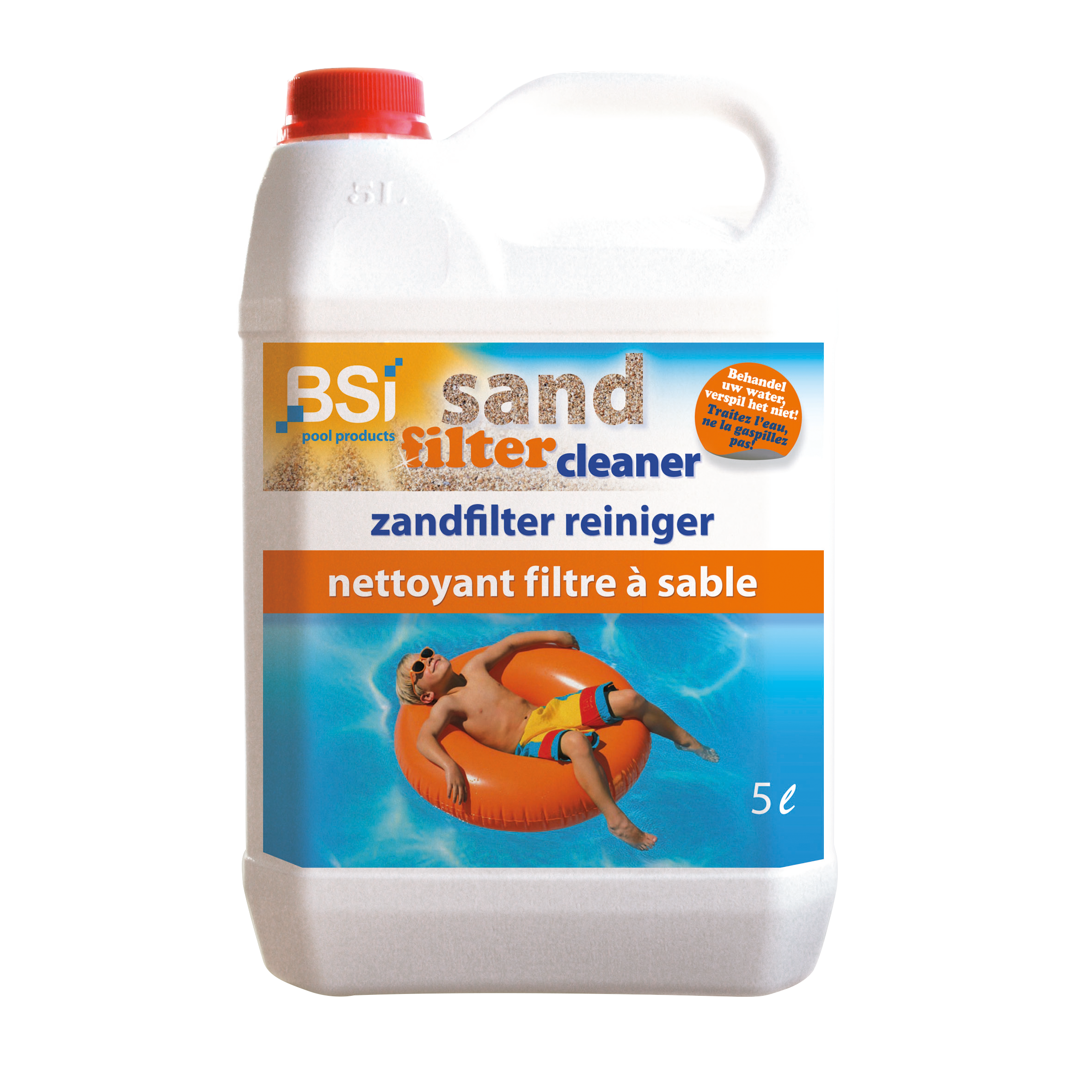 Sand filter cleaner 5l image