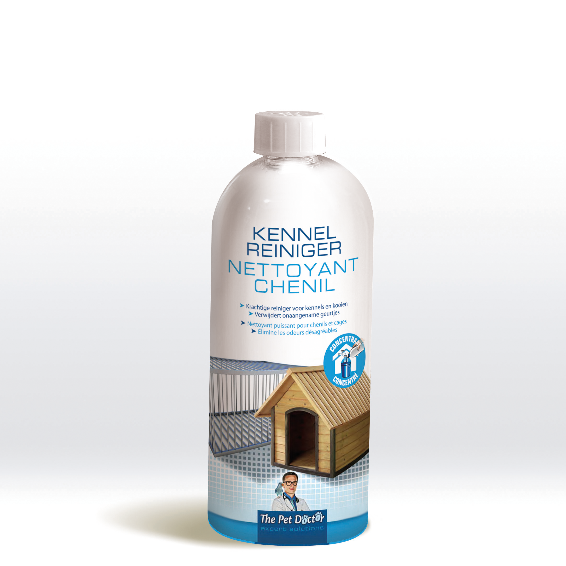 The Pet Doctor Kennelreiniger Concentraat 950 ml image