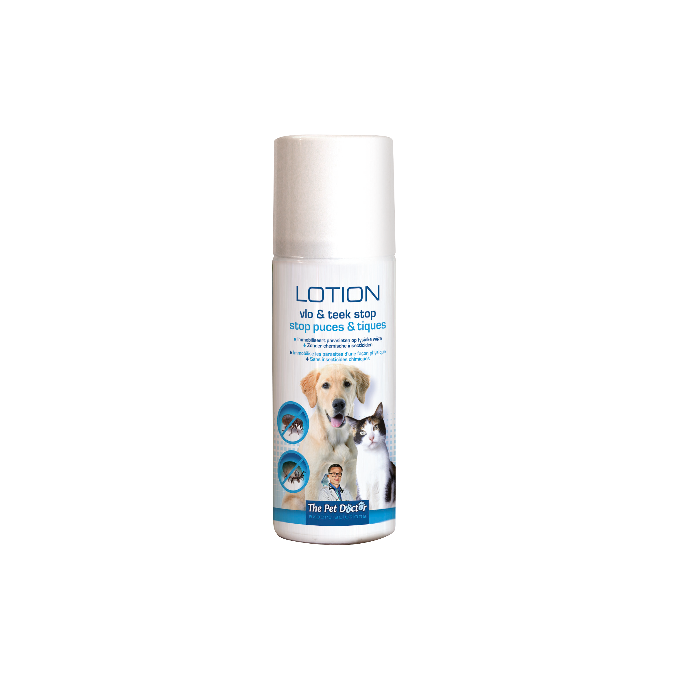 The Pet Doctor Vlo & Teek Stop Lotion 200 ml image