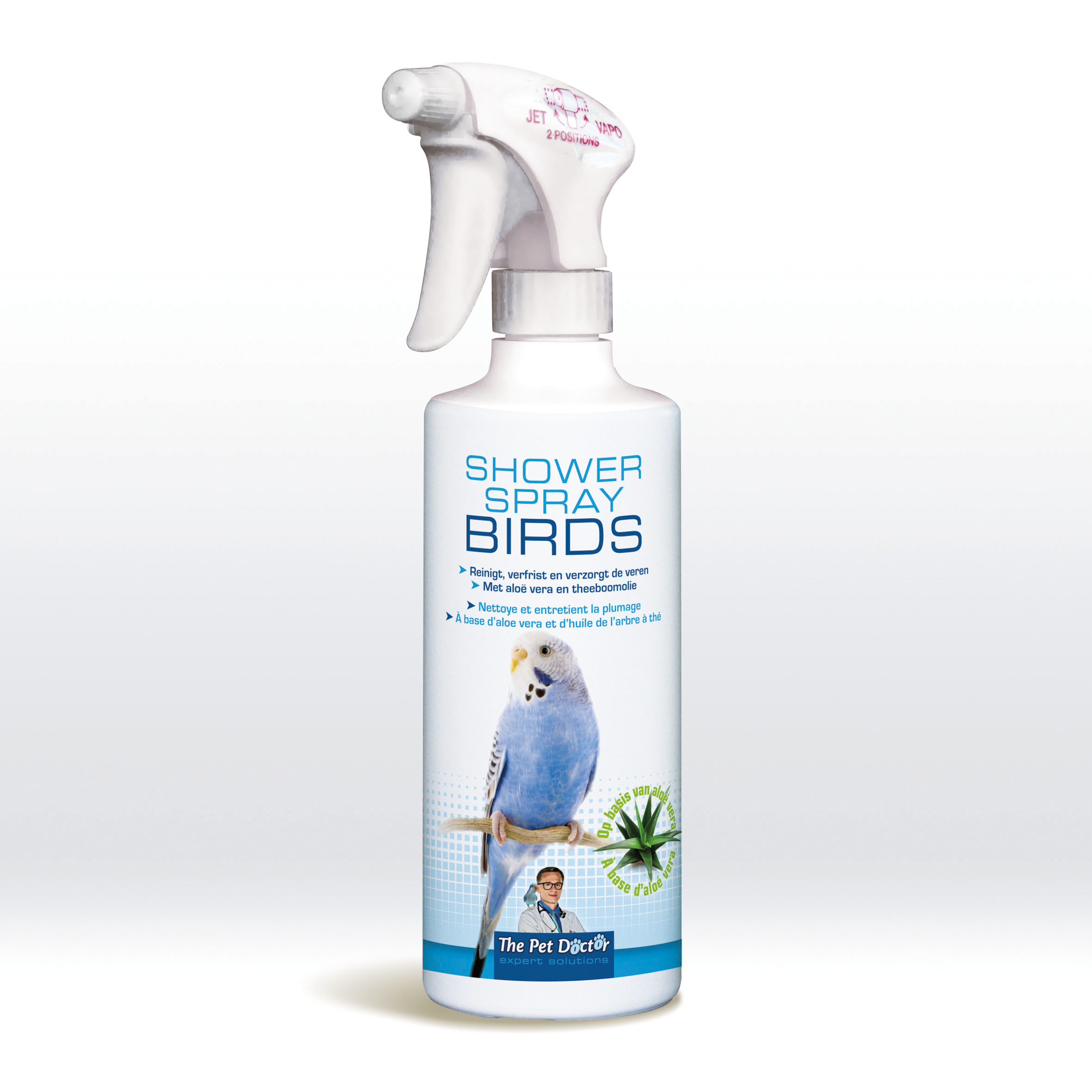 The Pet Doctor Bird Shower 500 ml image