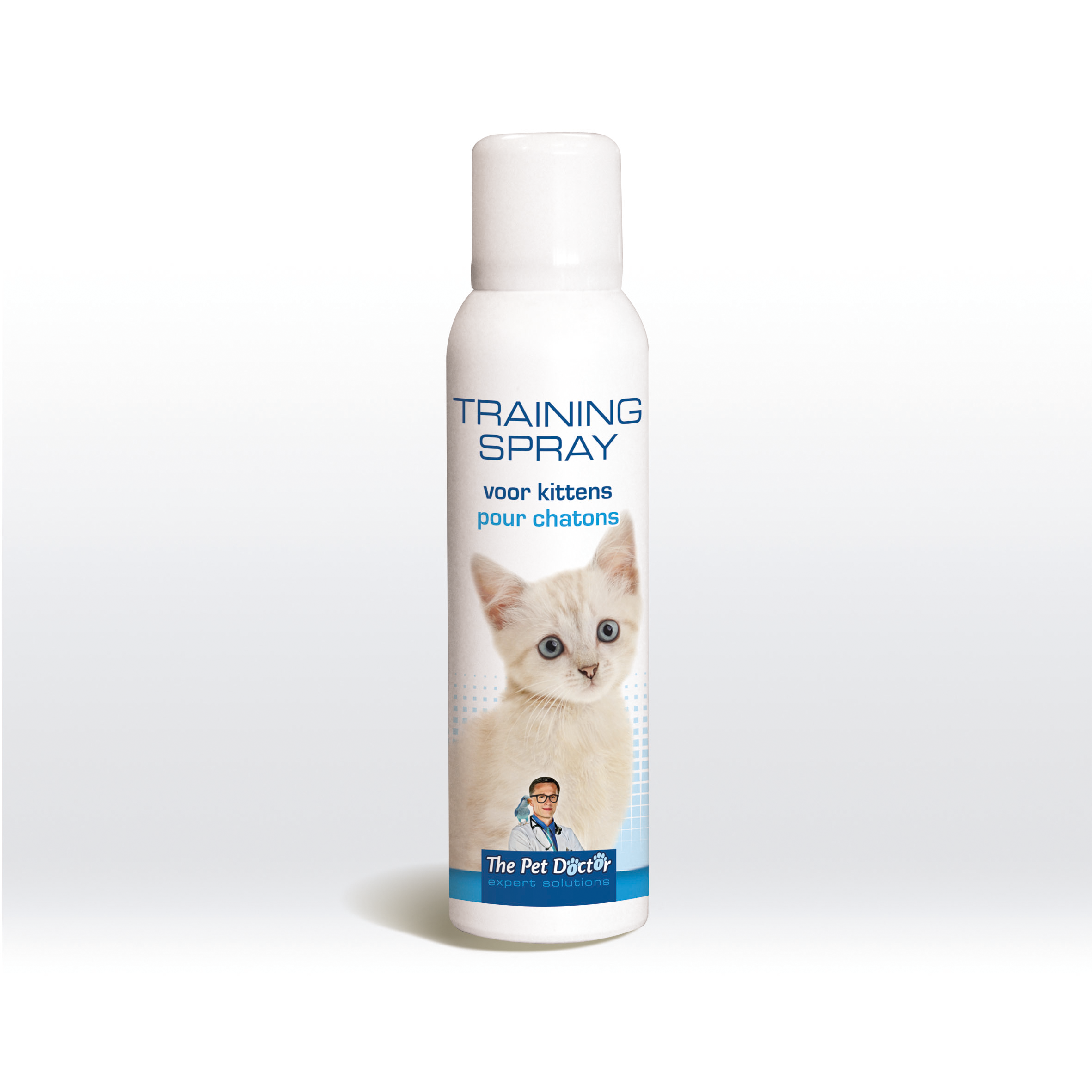 The Pet Doctor Training Spray Kitten 120 ml image