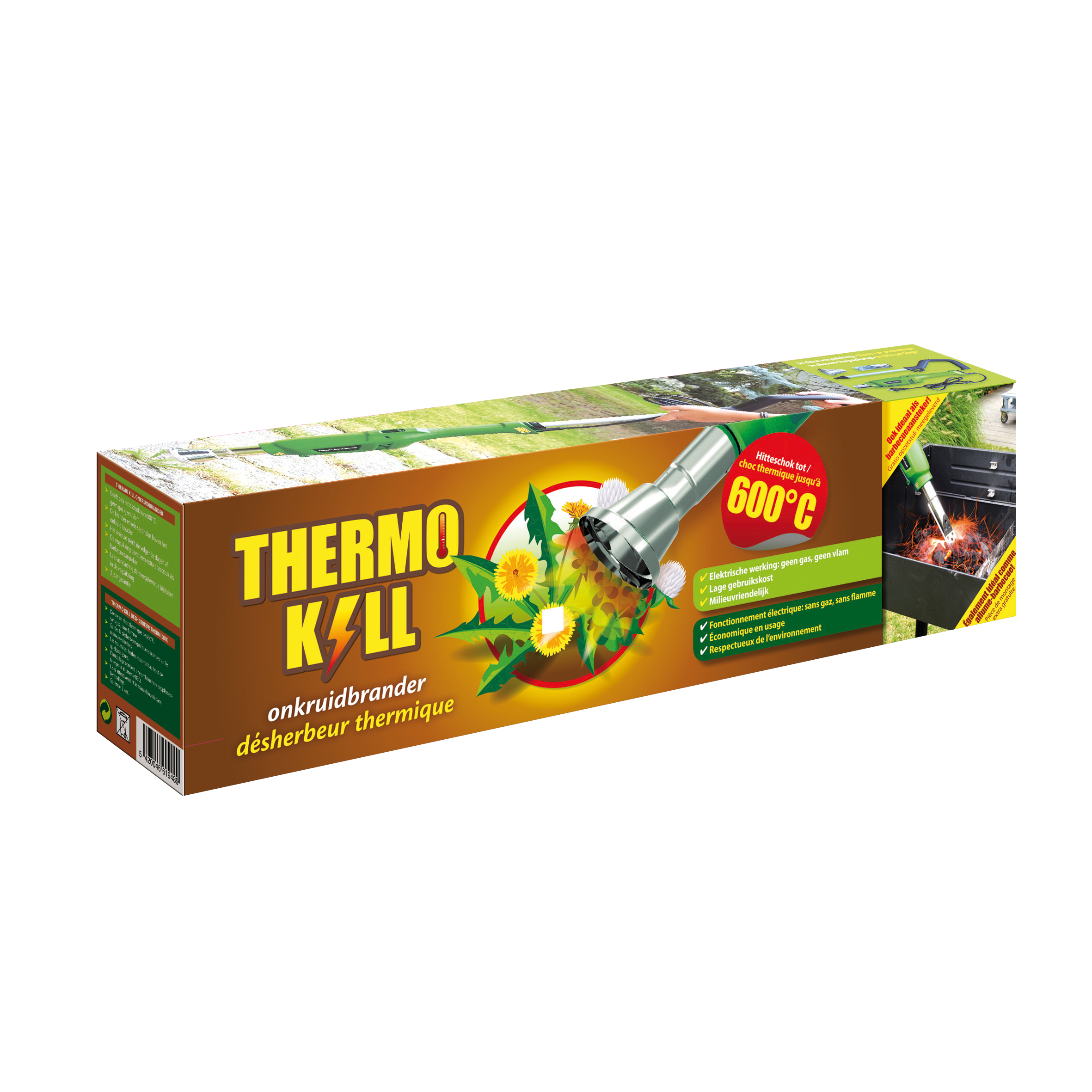 Thermo Kill Désherbeur image