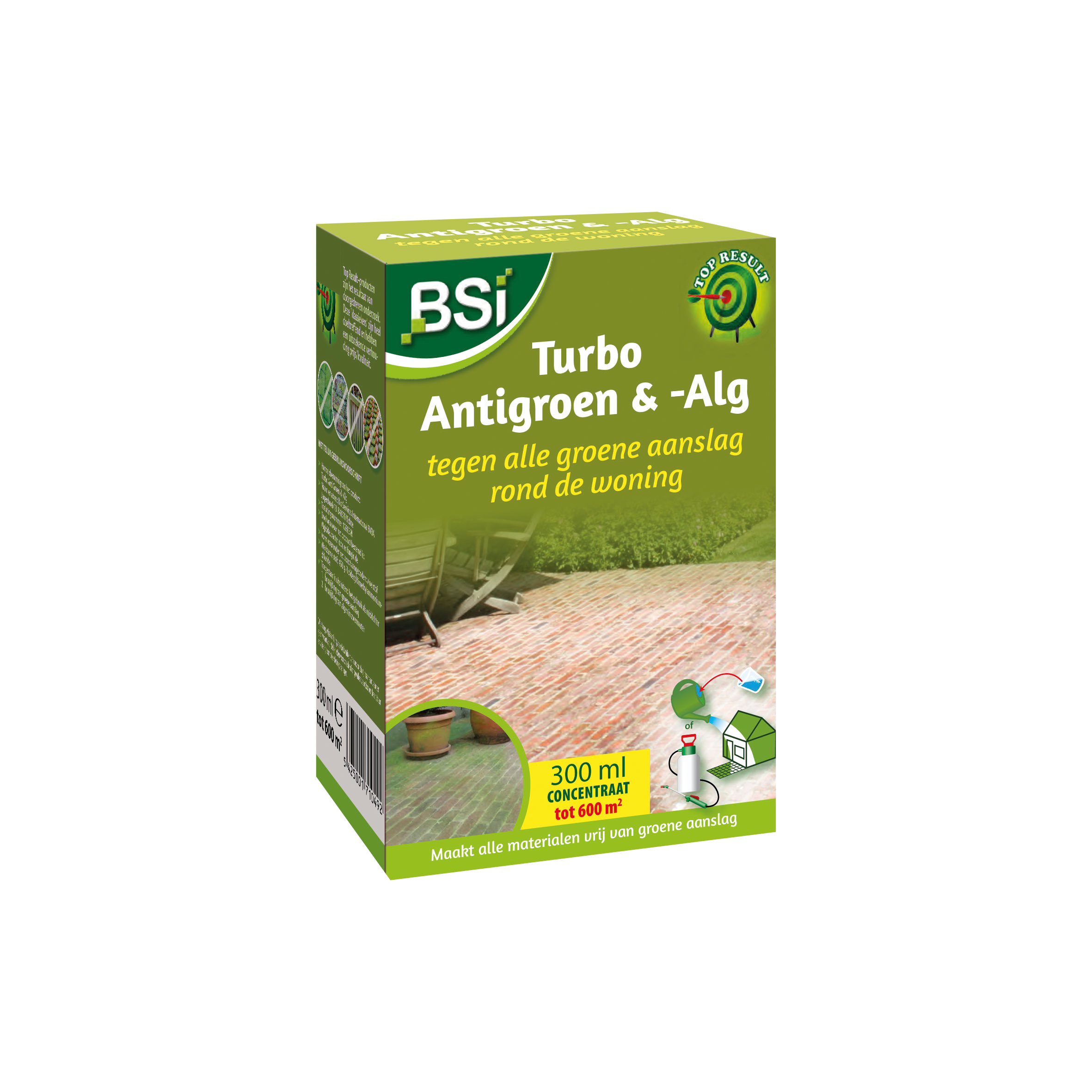 Turbo Anti-groen & -Alg 300 ml (NL) image
