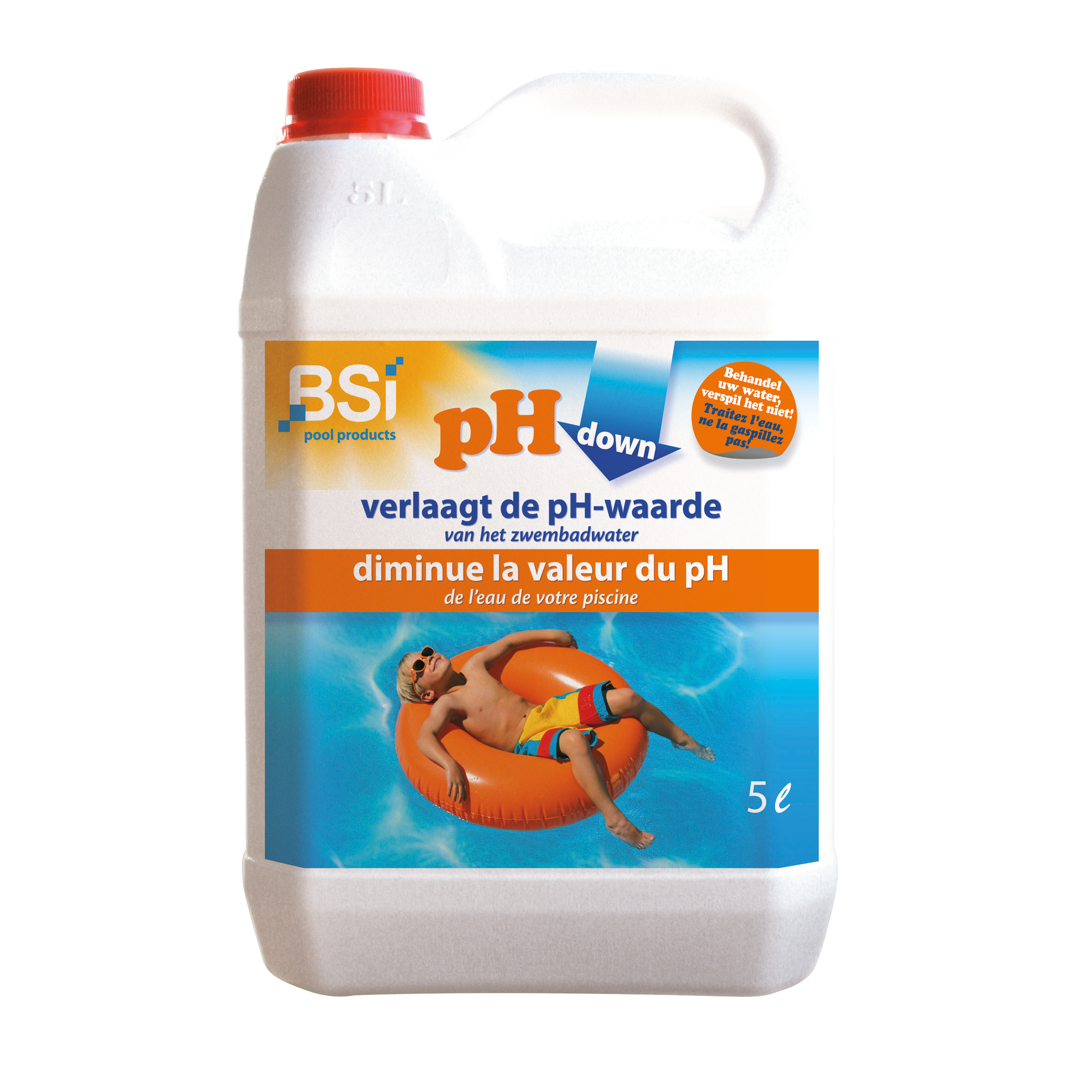Ph down liquid 5l image
